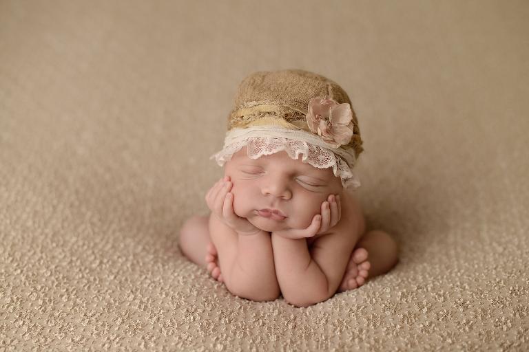 Brilianna photography queens newborn photographer