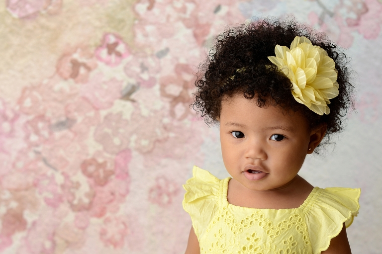QUEENS FIRST BIRTHDAY PORTRAITS