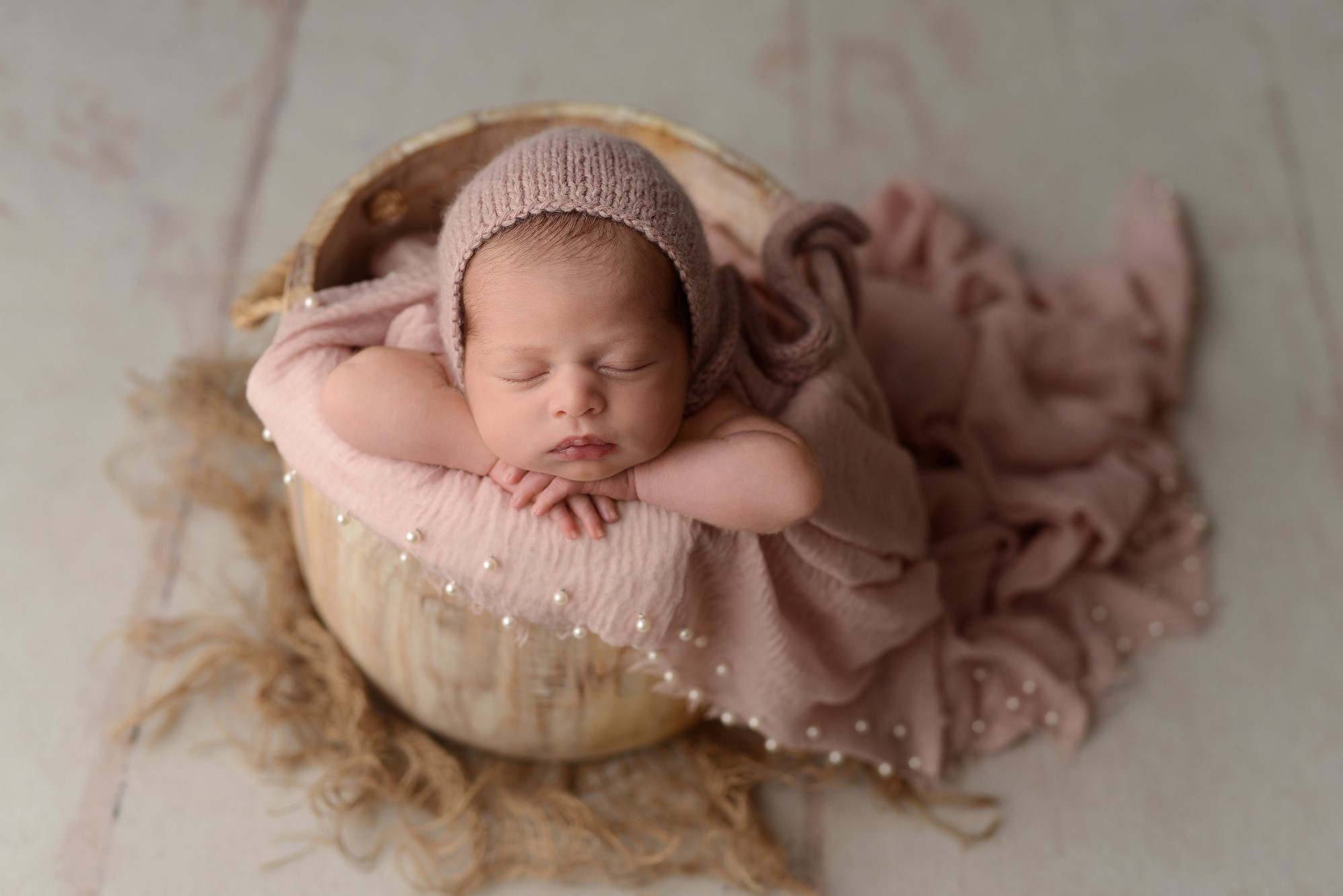 NYC Newborn Photography Session
