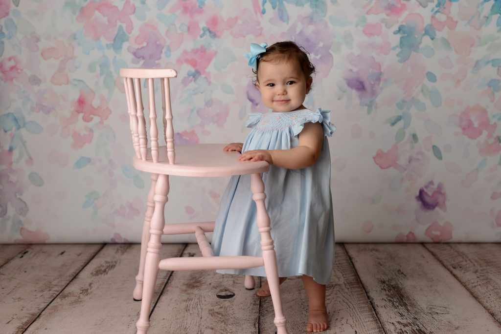 best cake smash photographer baby photography queens ny